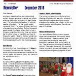 Newsletter 2018 December